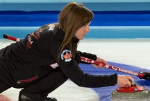 Curling / I love curling and dream of going to the Scottie's! Rachel Homan and Jennifer Jones are my idols! They are very talented athletes and I love the sport! <3  / by Jess Humphries