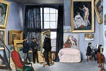 Frederic Bazille / by Masterpiece Art