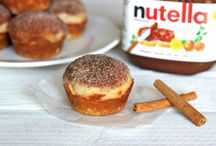 Muffin tops / Delicious muffins / by Jackie Barnes