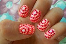 My nail obsession / by Michele Gettys Duffee