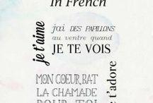 FRENCH / by Lala Flórez