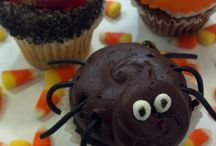 Halloween Cupcakes / by A Sweet Design Cakes & Cupcakes, Inc