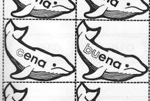 Español / by Duvesa Sanchez