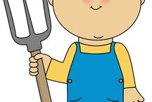 Farm Clip Art / Farm clip art / by MyCuteGraphics