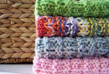 Crochet Ideas / by Melissa Cooper