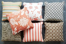 pillows / by dabney lee