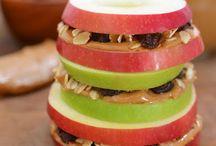 Healthy snacks / by Dianna Lindahl