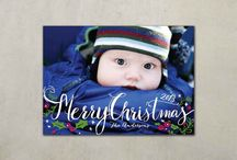 Holiday Christmas Cards / Favorite designs for Christmas and Winter Holidays / by Happy Everything Design