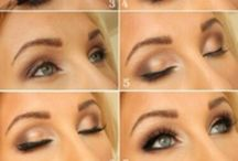 Makeup- AshleyJStudios / Wedding and special occasion makeup looks.  / by Ash Robinson