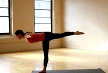 Workout ideas / by Jennifer Kusztyb