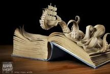 Book Art / by Rebekkah Smith Aldrich