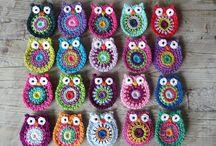Crocheting projects / by Nancy Koch
