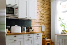 cottage cabin / by Anne-Marie @ 10 Rooms
