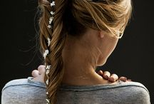 hair styles / by Kimberly Georgi