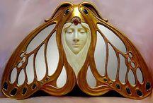 Art Nouveau / Histoire des Arts (XIXème siècle) / by Valérie WINTZ