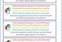 end of year stuff / by Cheryl Northcott