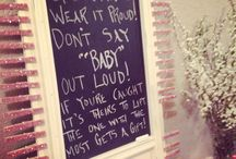 Baby/ baby shower / by Ashley Ragsdale