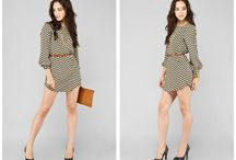 Spring/ Summer Wardrobe / A collection of stylish outfits for warm weathered months.  / by Amber Ligon