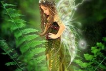 Fairies / by Kathy Knight