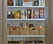 Pantry/food Storage / by Anne Stacy