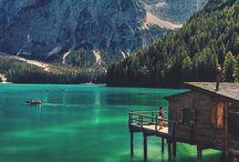 Vacation Spots / by Marieke Scholten