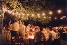 Backyard wedding / by Deanna Day