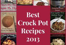 Crock Pot / by Wendy Bermingham Palma