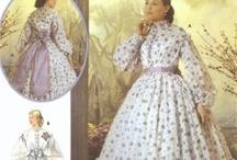 Civil War Clothing / by Marjorie Tittle