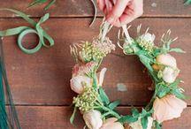 DIY Crafts { Floral } / by Charmios