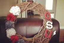 Wreaths / by Kayli Brookbank