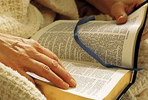 ✞ God's Word / Hide God's Word in your Heart...Psalms 119:11....One way is to focus on scriptures daily and here is a collection of many. / by Karen McClane