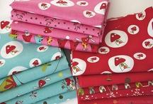 fabrics i like / by Lynn Bynum