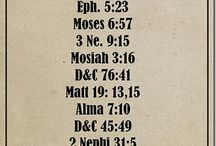 The Bible / by Mary Womack