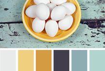 Colors / by Liz Kamper