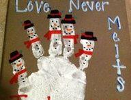 snowmen / by Cindy Wilson