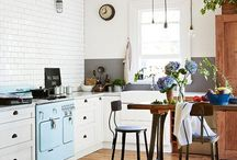 For the Home - Kitchens / by Karen Ness