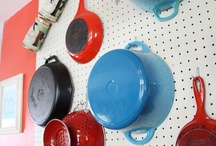 Organizing the Kitchen / by kitchenography