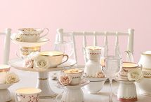 Tea Party Delights / Magical tea parties! / by Gina Aytman