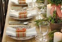 Tablescapes / by Kerry Santucci