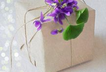 Gift Wrap & Holidays / Gift Wrap & Holidays!  / by Nicole