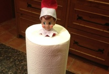 Elf on the Shelf Ideas / by Ornaments and More