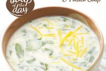 Soups / by Susan Hollingsworth