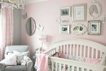 Baby Girl Room / Ideas for our baby girl's room/nursery. / by Adriana Kraus