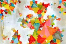 art that reaches me / by Michelle Simonett