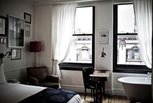 Chic Hotel  / by Vicki Li