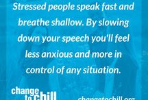 Change to Chill / Ever feel like you need to hit the reset button—fast? Chillers are quick tips to help you recharge on the fly. Most take 15 minutes or less and give you the boost you need to get through whatever your day brings. / by Allina Health