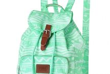 Backpacks / by Jazzy Shireman