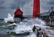 Lighthouses I love! / by Sue Hale