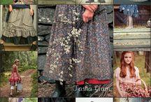 Tasha style / by The Cornish Crone