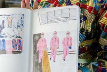 Sketchbooks / by Chrissy